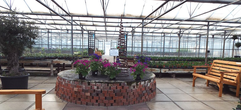 craft nurseries glasshouses
