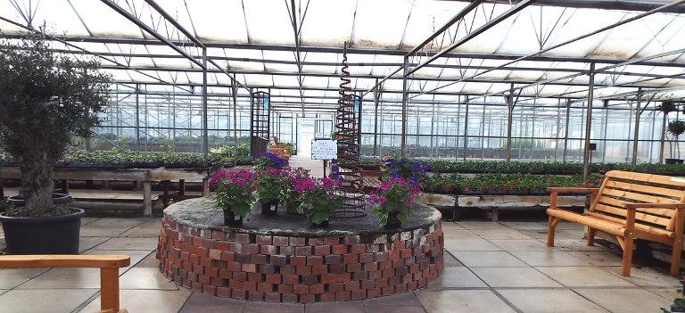 craft nurseries glasshouses